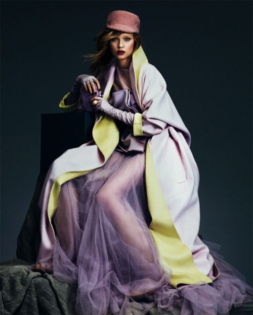 Model: Josephine Skriver   Issue: How to Spend it Magazine | September 2012  Photographer: Andrew Yee   http://howtospendit.ft.com