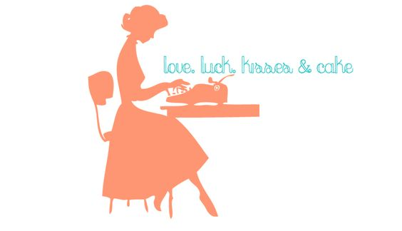 Love, luck, kisses and cake  A blog with printables and other things