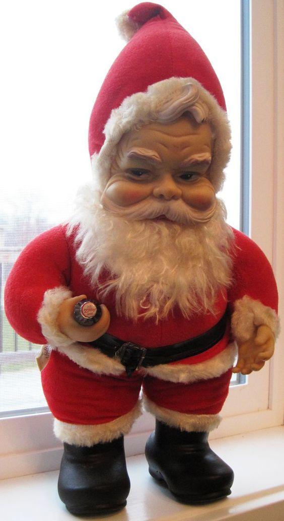 Vintage Santa Claus Doll 44