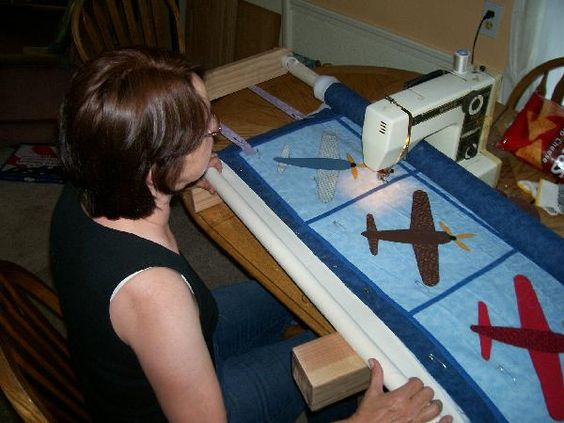Best Ideas About Bastidors Quilting, Quilting System And