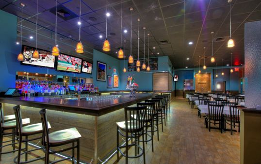 commercial u shaped bar designs | Gallery | Commercial Design ...