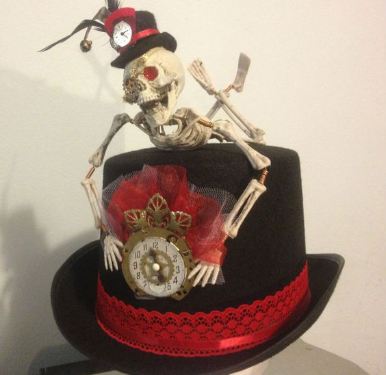 Massive Steampunk Festival: I'm in!!…uh oh…I'm In. — Jewelry Making Journal