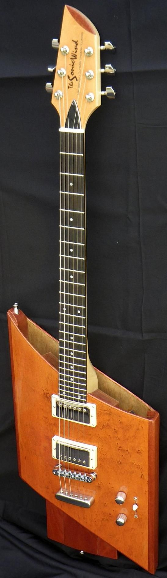 Hector Trevino the Sonic Wind Guitar --- https://www.pinterest.com/lardyfatboy/
