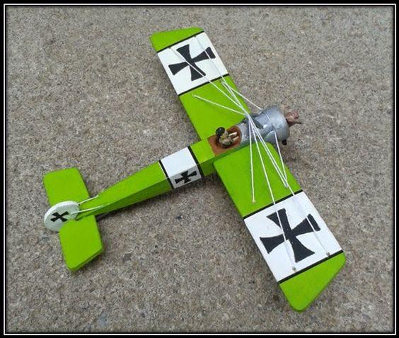 ArteFaz: Fokker Eindecker EI