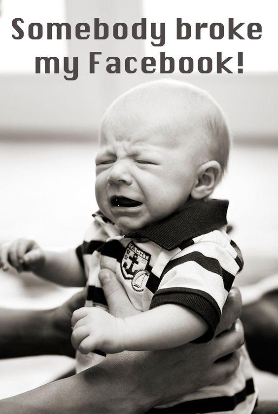 #facebook #broke ©Meg Haney Photography