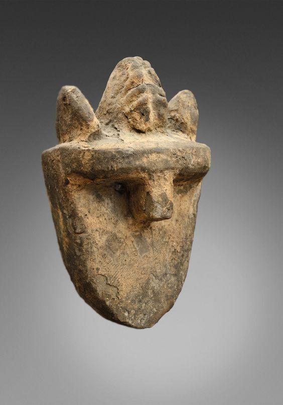 A TOMA MASKETTE  Liberia/Guinea, Auktion 1045 Afrikanische und Ozeanische Kunst, Lot 4