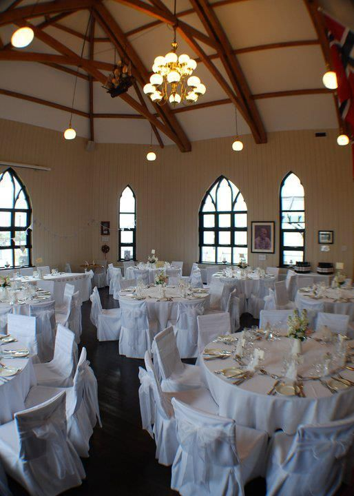 Wedding Reception At Norwegian Church Cardiff Bay Hire Just 1995