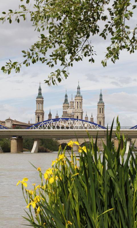 Zaragoza, Spain   MIS VIAJES:DESDE ZARAGOZA A LA LUNA: