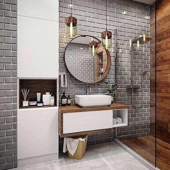 50 Bathroom Storage Ideas That Will Make Your Home Look Fabulous interiors homedecor interiordesign homedecortips