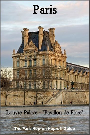 "The Louvre Palace in Paris | ""Paris hop-on hop-off Guide"""