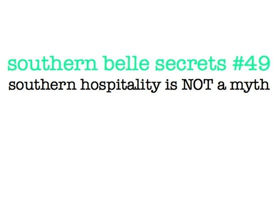 Southern Belle Quotes | southern belle secrets by rosanna