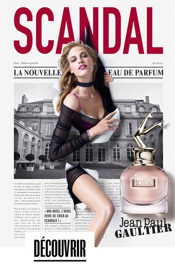 Scandal de Jean-Paul Gaultier