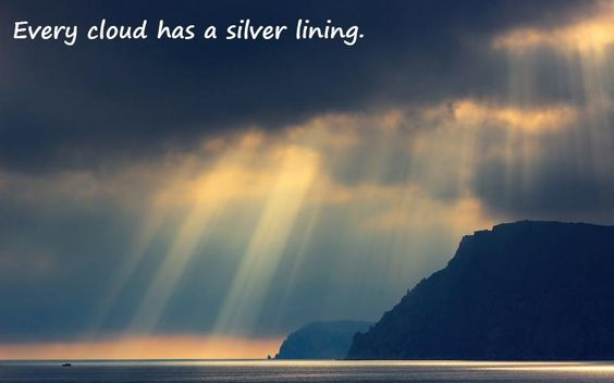 Silver Lining Sayings and Silver Lining Quotes | Wise Old