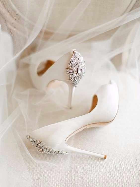 TOP 10 sapatos de noiva