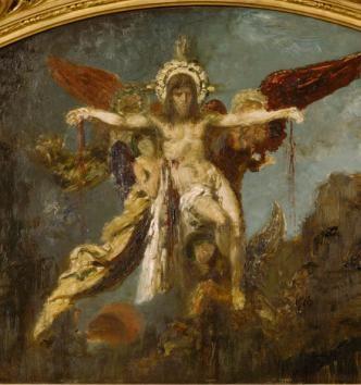 L'art religieux dans l'œuvre de Gustave Moreau http://musee-moreau.fr/evenement/lart-religieux-dans-loeuvre-de-gustave-moreau: