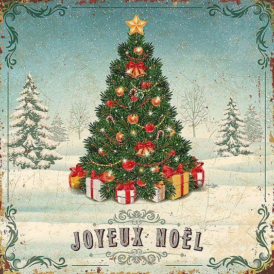 Pin By Tarja Heroum On Zima Christmas Tree Painting Christmas Decoupage Vintage Christmas Cards