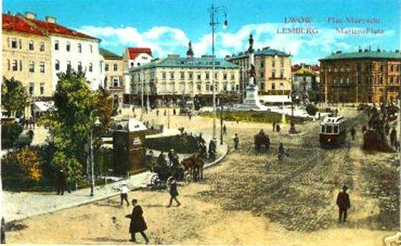 Lemberg 1915 Mariyska - Lwiw – Wikipedia