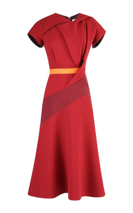 Sash Dress by Peter Pilotto for Preorder on Moda Operandi