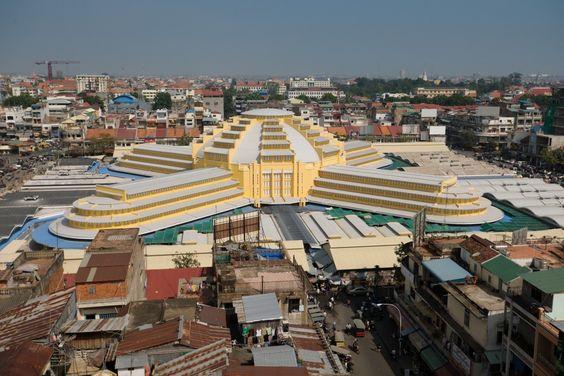 Phsar Thmei (chợ trung tâm)