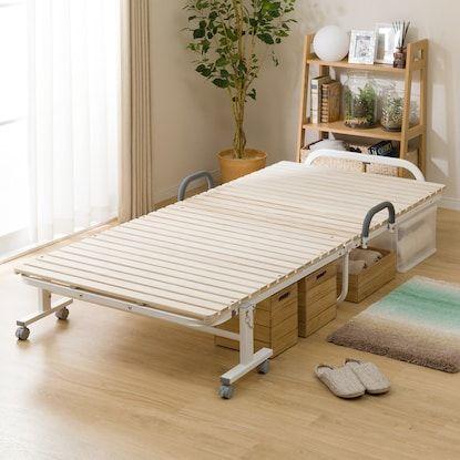 ニトリの折りたたみベッドおすすめ13選!電動式リクライニングや格安コンパクトサイズなど