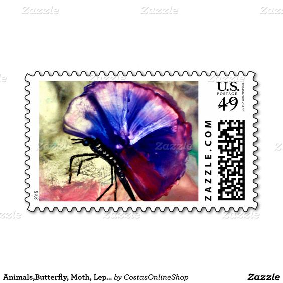 Animals,Butterfly, Moth, Lepidoptera,Stamps