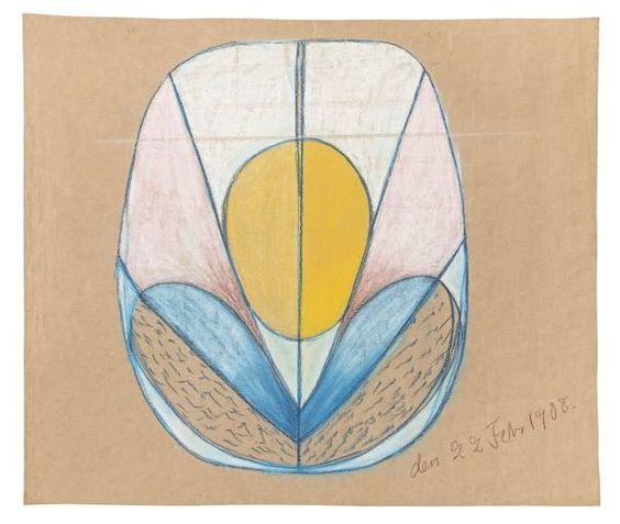 Hilma af Klint. Pionera de la abstracción