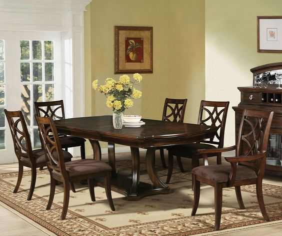Room set, Dining room sets and Galleries on Pinterest