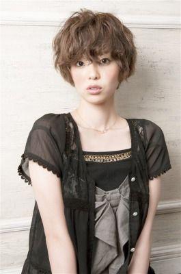 ショート 髪型 伸ばしかけ ショート 髪型 : pinterest.com
