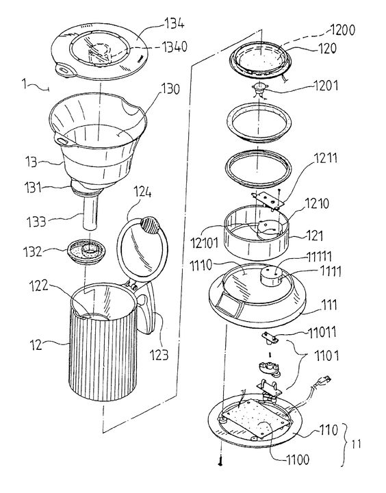 Coffee Maker Exploded : Coffee maker and Coffee on Pinterest