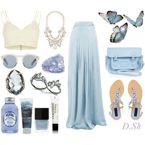 I'm queen of the clouds - Polyvore ☺. ☻  ☻