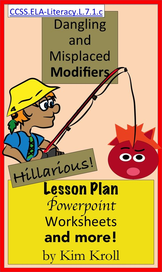 dangling and misplaced modifiers pdf