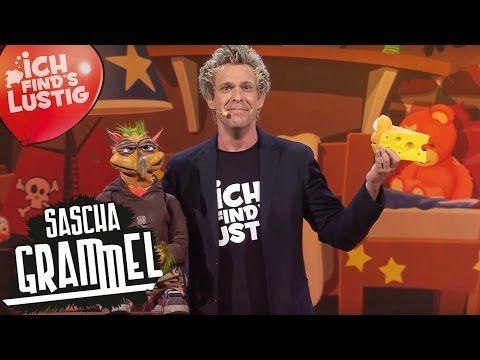 Sascha Grammel Ich Find S Lustig Trailer Zum Neuen Liveprogram Und Dvd 2016 Youtube In 2020 Ich Find S Lustig Lustig Dvd