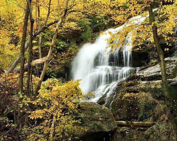 West Virginia in Autumn
