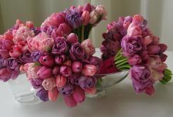 Bouquet photo shot