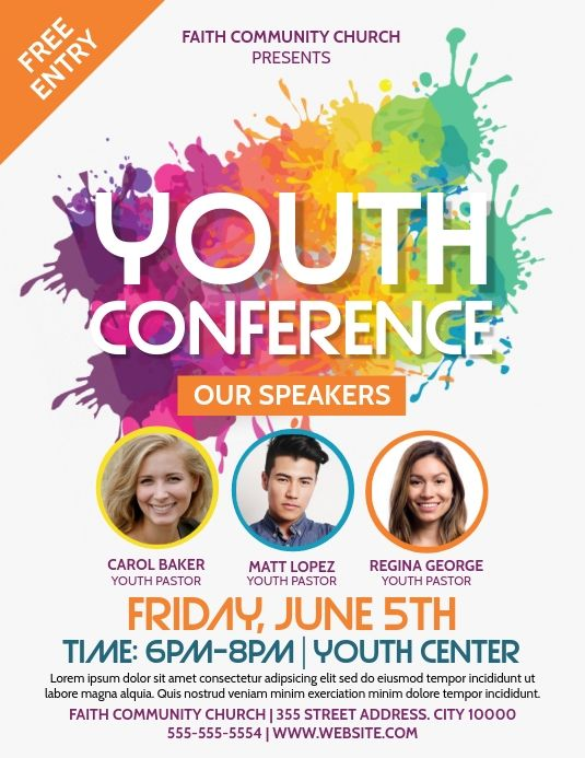 Youth Conference Youth Conference Church Youth Activities Church Youth
