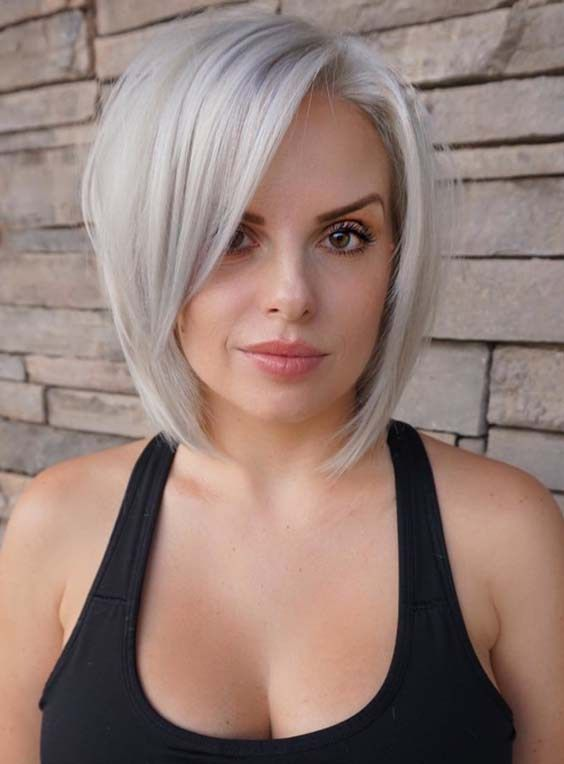 Updated Hairstyles Trends Beauty Fashion Ideas In 2020 Angled Bob Hairstyles Short Bob Haircuts Hair Styles