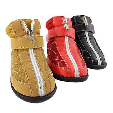 Zapatos para perro para suelos complicados