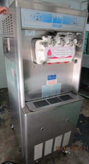 336 soft serve machine