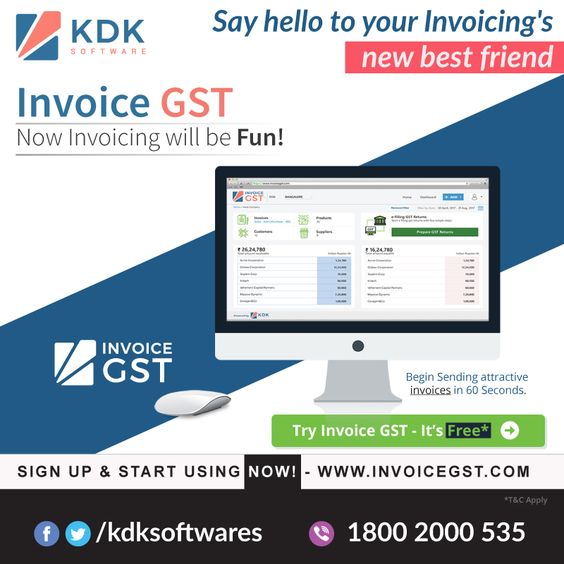 Invoice #GST - Now Invoicing will be FUN! Experience a New Era of - www.invoice.com