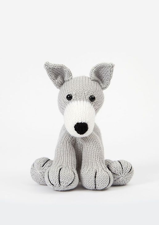 Free Greyhound Toy Pattern From Deramores The Yarn Loop