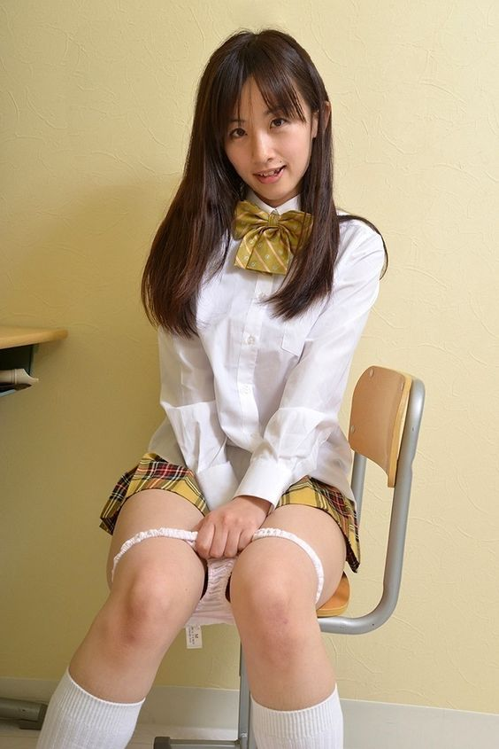 schoolgirl panties