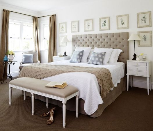 Bedroom Furniture Makeover Ideas Bedroom Athletics Taylor Bedroom Bedside Wall Lights Bedroom False Ceiling: Modern French Provincial Interior Design
