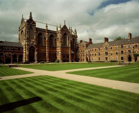 Budget city break accommodation from University Rooms - Keble College, Oxford from £42 per night