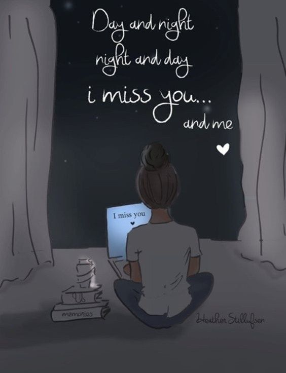 Missing someone quotes cute Top 50