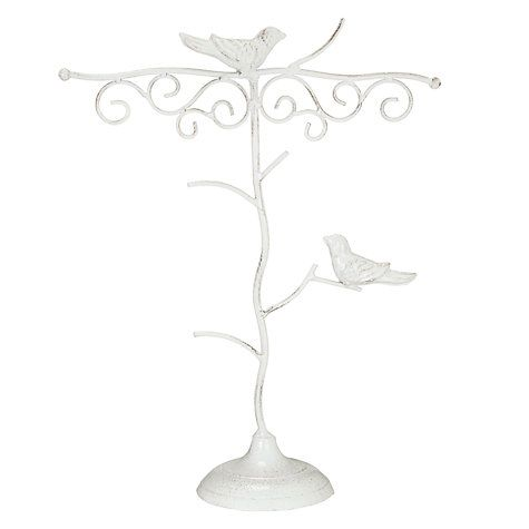 Buy LC Designs Bird Jewellery Hanger Online at johnlewis.com