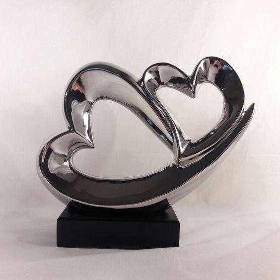 Coeur sur socle 58.20€