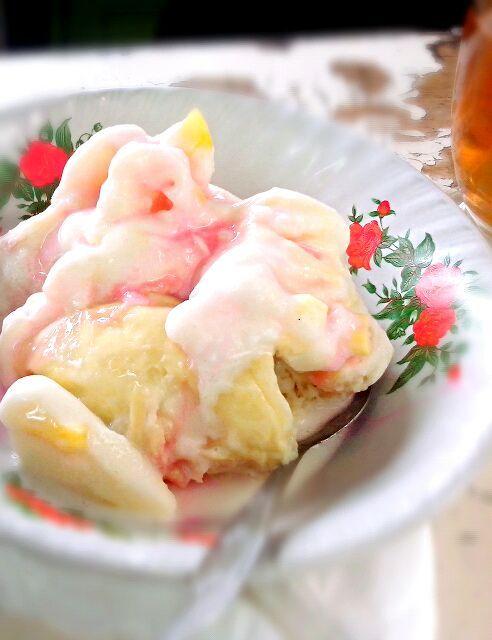 レシピとお料理がひらめくSnapDish - 0件のもぐもぐ - es krim durian khas cirebon by rizki restu ananda