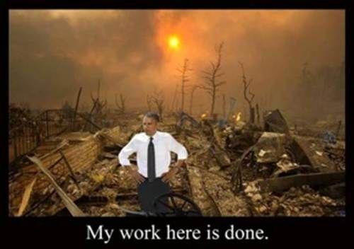 Obama's Campaign Slogan.