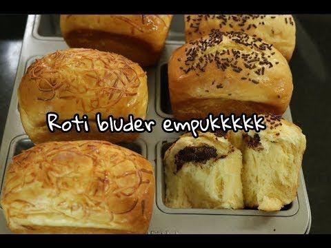 Roti Bluder Menguleni Adonan Menggunakan Bread Maker Youtube Adonan