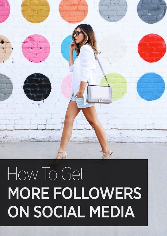 Fashion blogger Marianna Hewitt shares her best tips on how to get more followers on Instagram, Twitter and Snapchat: